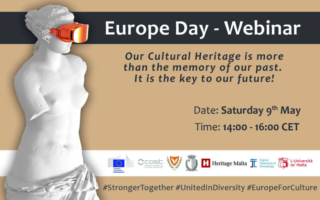 europe day heritage malta